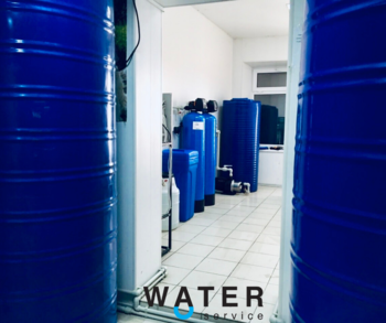 Бизнес на воде в Балте