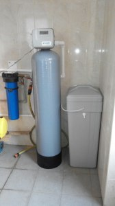 Очистка воды для частного дома в Киевской области