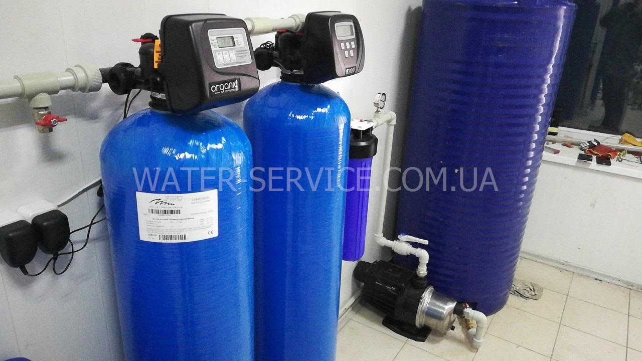 Магазин продажи питьевой воды ПИТНА ВОДА Organic. Бизнес под ключ