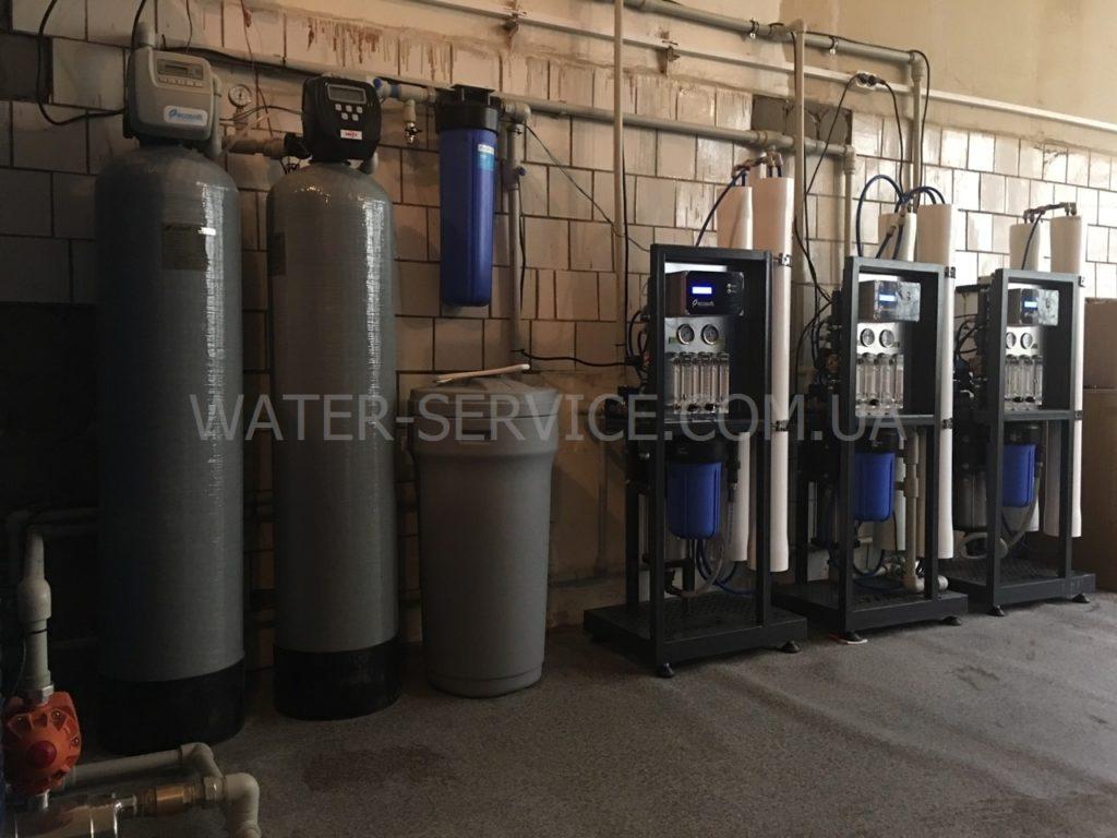 Производство питьевой воды как базнес. Цена в Киеве