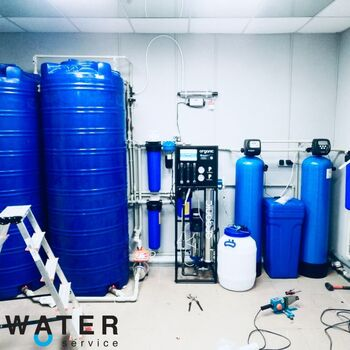 Бизнес на воде в Ромнах