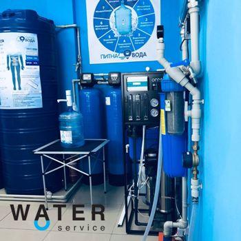 Бизнес на воде в Днепре