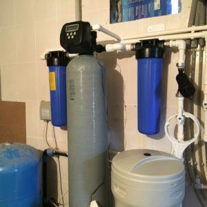 Решение для очистки воды из скважины под ключ в Киеве