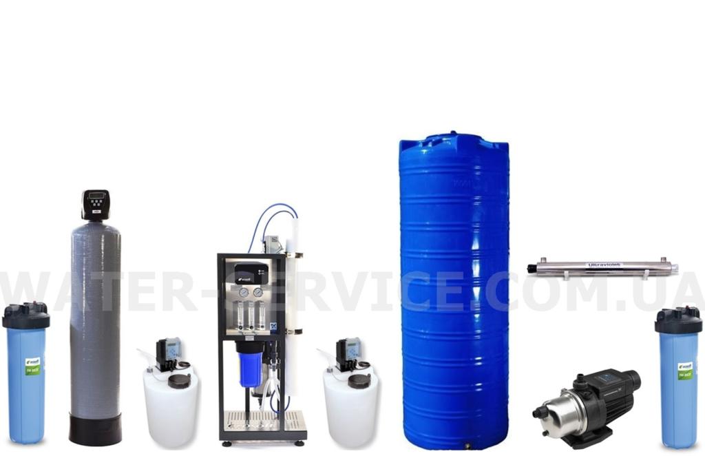Продажа питьевой вода как бизнес в Украине ПОД КЛЮЧ