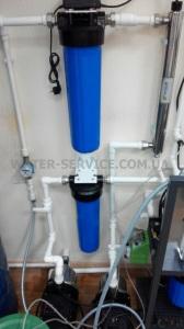 Очистка питьевой воды на продажу