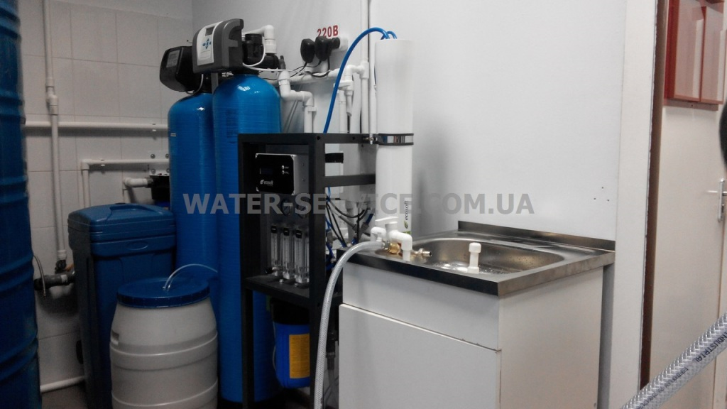Открыть точку продажи питьевой воды в розлив в Киеве