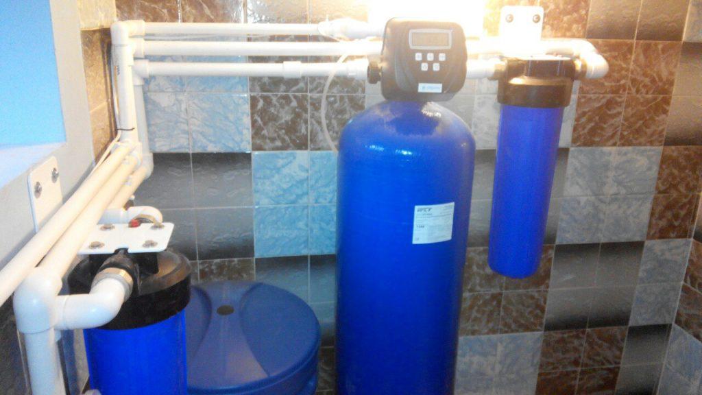 Система очистки воды для загородного дома. Готовое решение