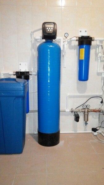 Фильтры для очистки воды из скважинвы