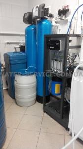 Мминизавод по производству питьевой воды. купить в Киеве под ключ