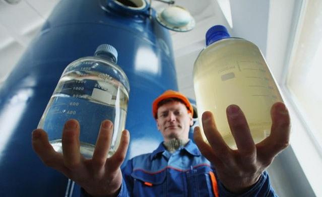 Хлорирование воды