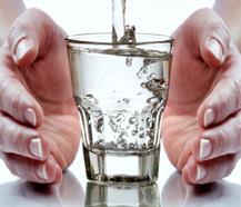 Правила употребления питьевой воды