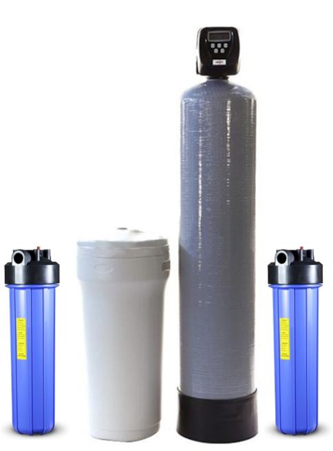 Купить фильтр для очистки воды в загородном доме Filter1 5-62V .Цена со склада в Киеве.