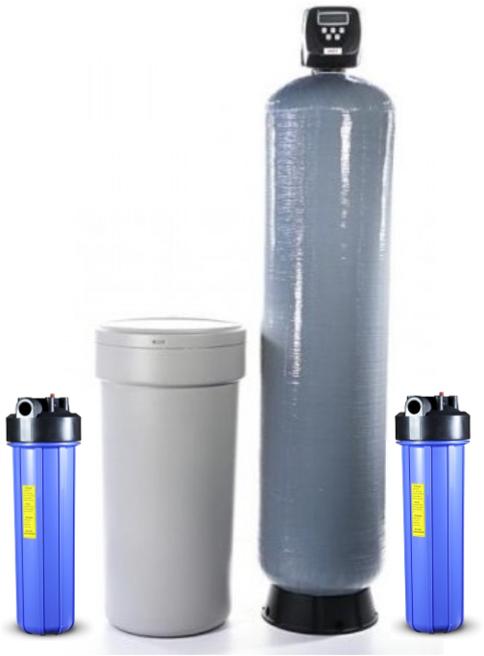 Купить готовое решение для очистки воды в загородном доме Filter1 5-75V .Цена со склада в Киеве.