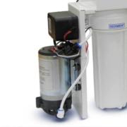 Купить обратный осмос AquaLine RO6P с помпой