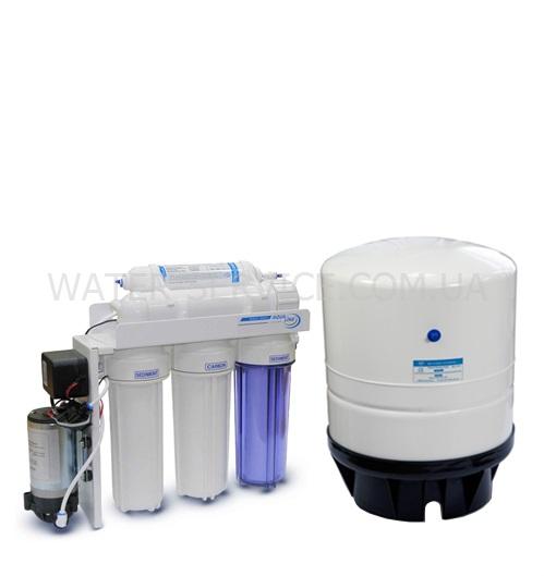 Питьевой фильтр для коллектива. купить AquqLine RO5P 100GPD 30L