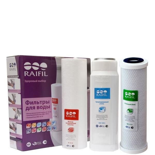 Купить картриджи для обратного осмоса RAIFIL Grando5