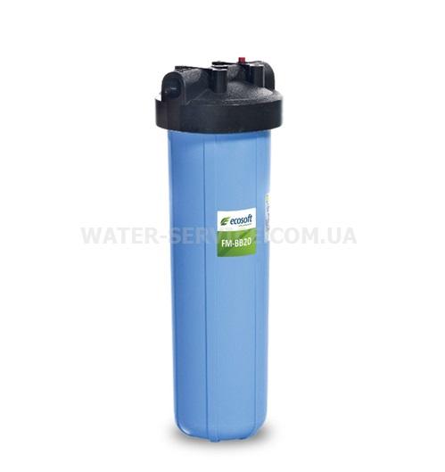 Готовое решение по очистке воды в частном доме Экософт