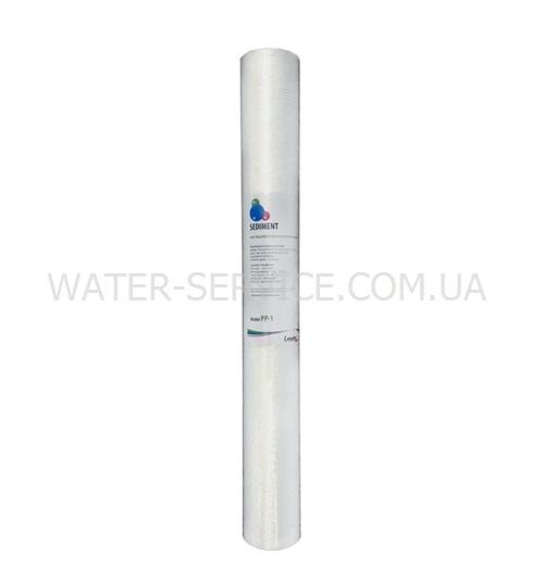 Купить картридж для фильтра воды LEADER BB20 Slim PP5 полипропилен