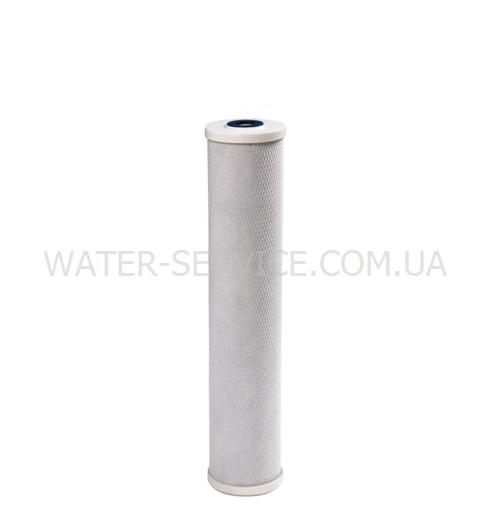 Картридж для фильтра воды БигБлю 20 RAIFIL спрессованный уголь