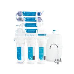 Купить питьевой фильтр под мойку ORGANIC SMART OSMO 7. Цена в Киеве