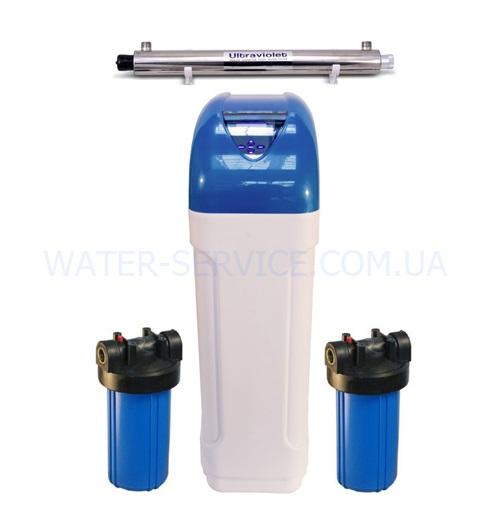 Премиум система очистки воды для всей квартиры Organic. Купить в Киеве