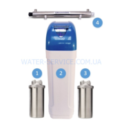 Премиум водоподготовка для всей квартиры ORGANIC