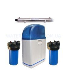 комплексная очистка воды для квартиры Organic UF