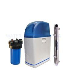 Водяные фильтры на всю квартиру. Система Organic U817 UF