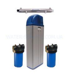 Установка очистки воды в квартире. Комплекс ORGANIC 0835 UF