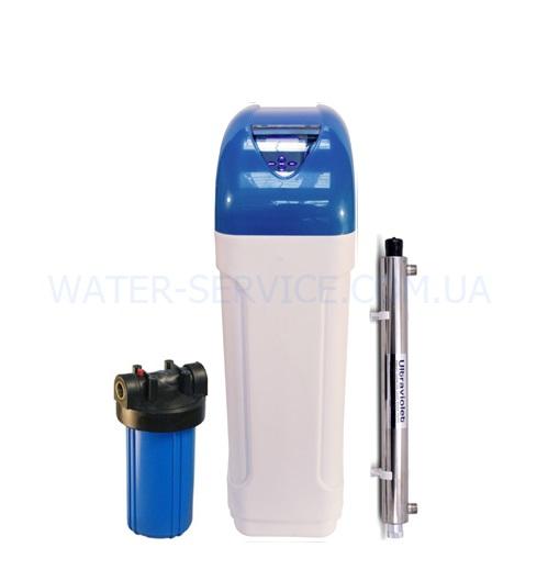 Комплексная водоподготовка для квартиры Organic. Купить в Киеве