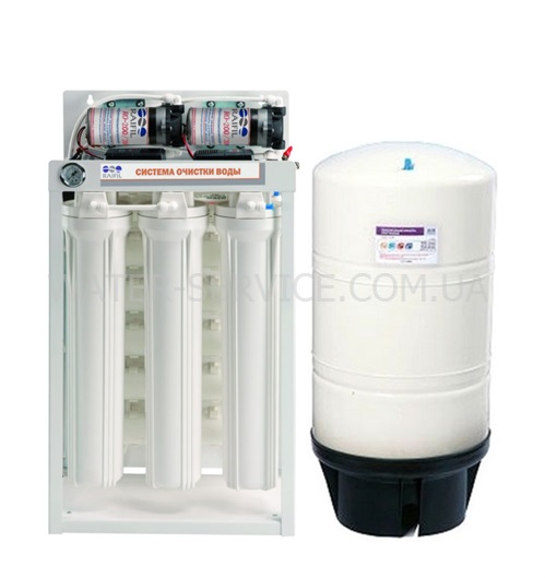Производительный питьевой фильтр RAIFIL RO 388W-220-EZ