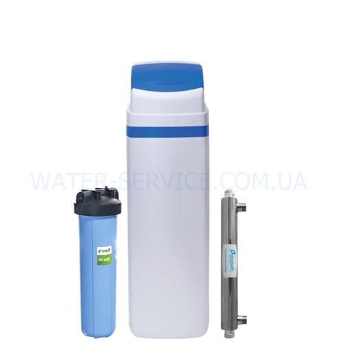 Система очистки воды в большой квартире Ecosoft. Купить выгодно