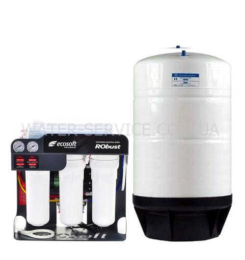 Питьевой фильтр обратный осмос Ecosoft RObustPro. Купить в Киеве