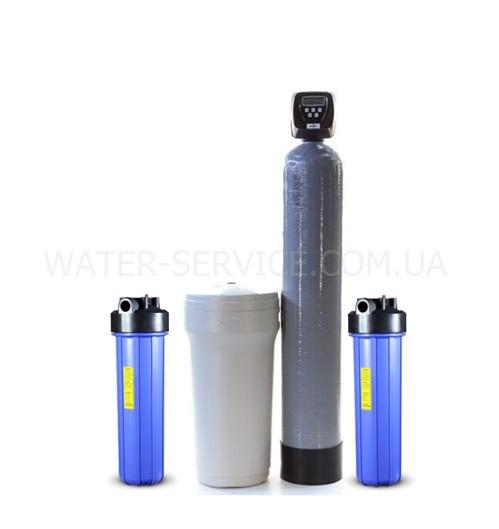 Комплексная система очистки воды для коттеджа FILTER1 5-37V-BB20-2