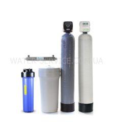 Система очистки воды из скважины для загородного дома F1 оптимальный
