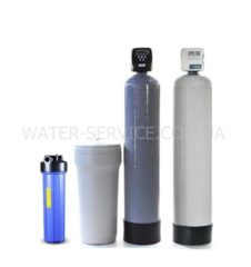 Купить комплексную систему очистки воды из скважины F1. Выгодная цена под ключ