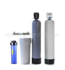 Комплексная водоочистка из скважины FILTER1. Купить выгодно в Киеве