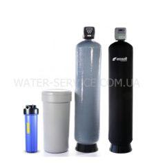 Система очистки воды из скважины высокой производительности яEcosoft F1
