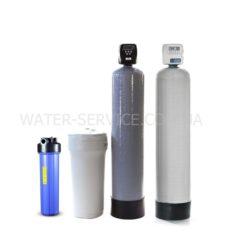 Система очистки воды для частного дома. Оптимальный комплекс Filter1 Ecosoft