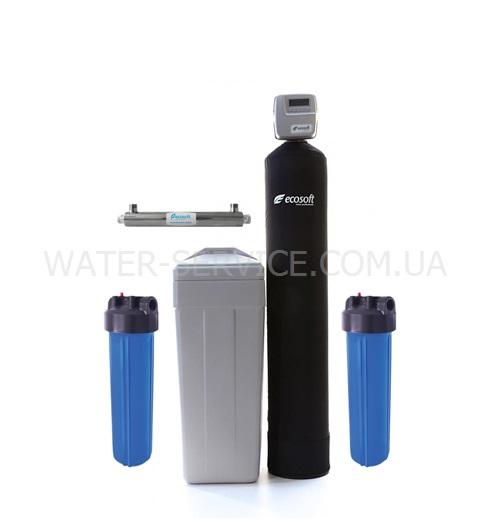 Система очистки воды из скважины для частного дома от ECOSOFT
