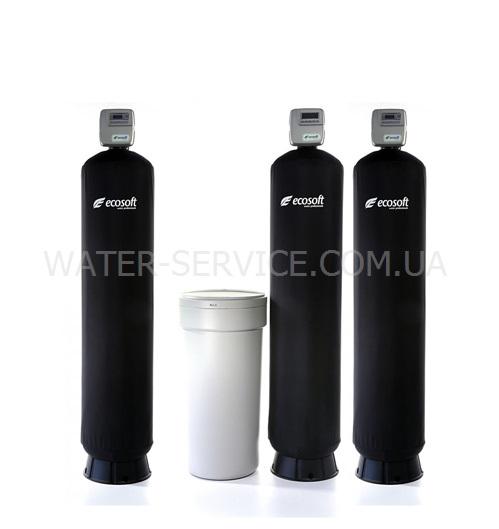 Фильтры очистки воды из скважины для частного дома. Комплекс ECOSOFT