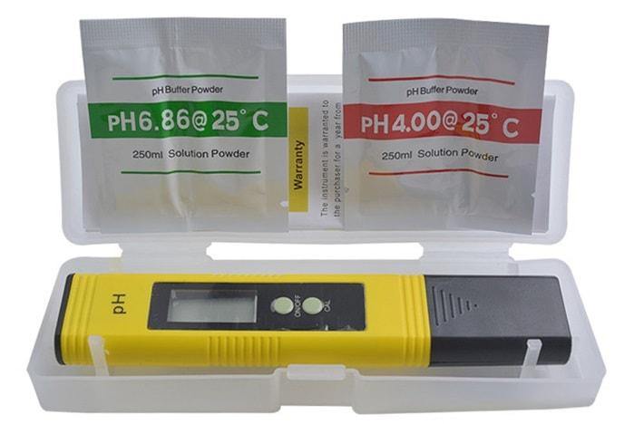 PH -метр. Прибор измерения водородного показателя воды