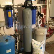 Комплексная система очистки воды для дома