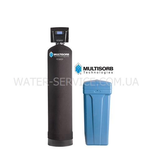 Купить универсальный фильтр очистки воды из скважины Organic K-14 Classic