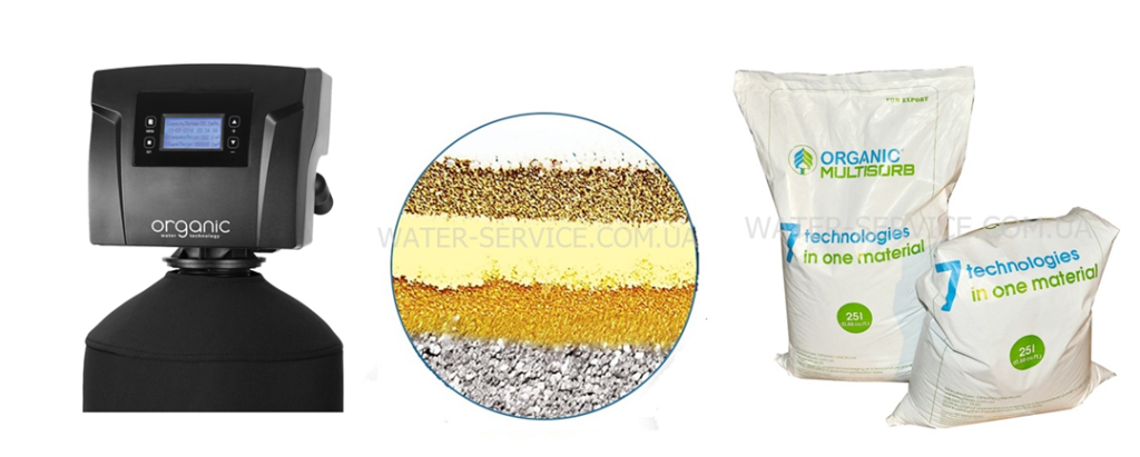 Купить фильтр комплексной очистки воды Organic K