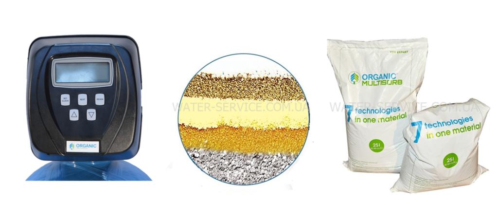Купить фильтр комплексной очистки воды ORGANIC K ECO