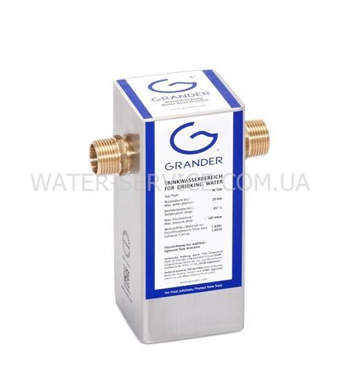 Витализатор для оживления воды Grander 3/4. Купить по доступной цене в Украине