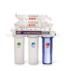 Купить проточный питьевой фильтр с ультрафильтрацией Raifil NOVO5