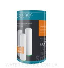 Купить картриджи для проточного питьевого фильтра ORGANIC Smart Expert