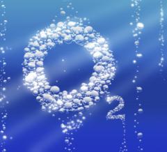 Вода с повышенным содержанием кислорода